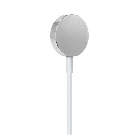 Apple MLLA2ZM/A - Cargador, 0.3 m (Magnetico, Smartwatch, USB, Color blanco, Apple Watch,)