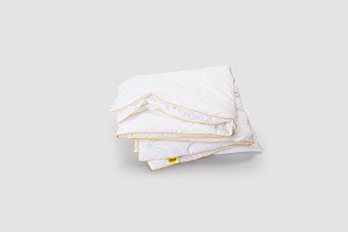 EVE 4.5 Tog Duvet, White, UK Single