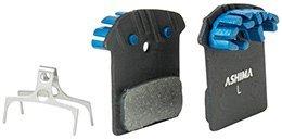 ASHIMA Coppia pastiglie organiche Thermal brake per shimano XTR / XT / SLX (Pastiglie Ciclo) )