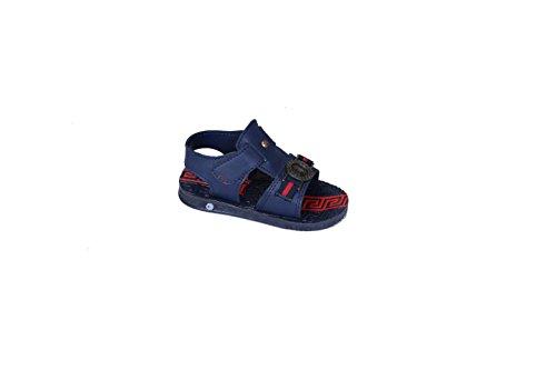 kat's magic blue Walking Sound Sandals