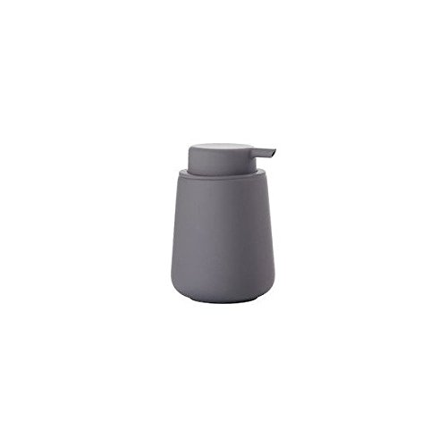 Zone Denmark Nova One - Dispensador de Jabón de 0,25 l. Gris. 80mm x 80mm x 115mm