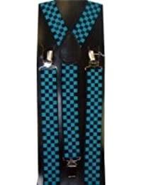Fashion Suspenders By Outer Rebel Men's Outer Rebel Suspenders Check