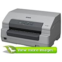 Epson PLQ-22CSM 24 Pin Impact Document/Passbook Printer with Front/Rear Colour Scanner and USB Hub