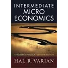 Intermediate Microeconomics. A Modern Approach (International Student Edition)