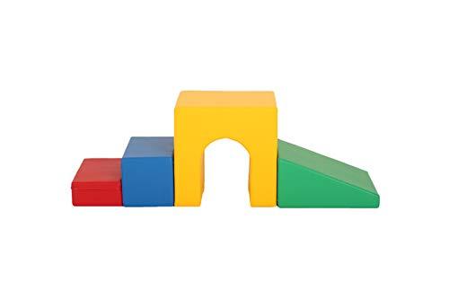 *XL Softbausteine Riesenbausteine Schaumstoffbausteine Großbausteine 4 Stück*