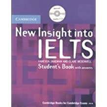 New Insight into Ielts Students Book with Answers and Audio CD