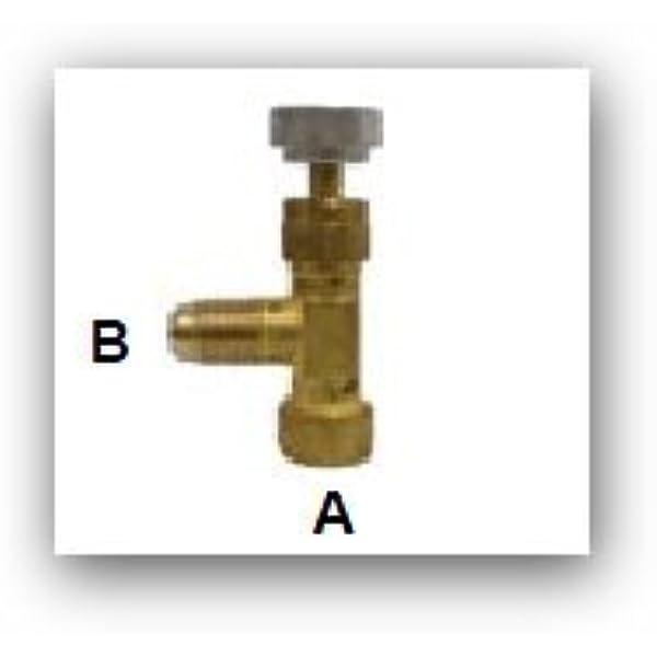 Absperrventil Für R600a Propan Isobutan Neu Elektro Großgeräte