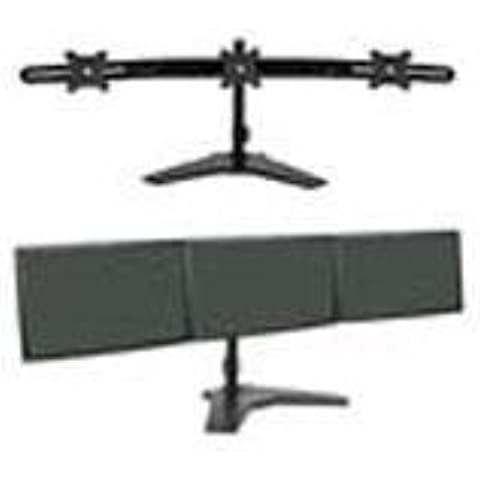 Planar Systems - Triple Monitor Stand by Planar Systems