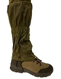 Waxed Walking/Hiking Gaiters by Bisley