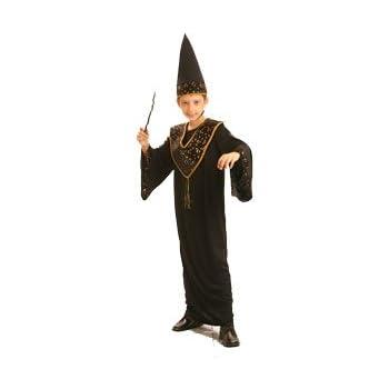 Childrens Halloween Costumes - Wizard Costume - Medium Size  sc 1 st  Amazon UK & Childrens Halloween Costumes - Wizard Costume - Medium Size: Amazon ...