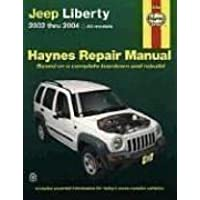 Jeep Liberty 2002-2004 (Haynes Repair Manual) 1st