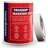 Asian Paints 2.4 cm X 30 m X 6p Trugrip Masking Tapes