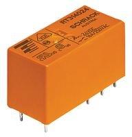 RELAY, PCB, SPCO, 12VDC RT314012 By TE CONNECTIVITY / SCHRACK 12vdc Pcb Relay