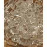 Polierte Trommelsteine, Bergkristall A-Qualität, kleine Steinchen, Größe ca. 5 mm, 900 g
