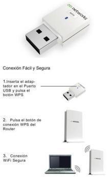 Navega a más velocidad en tu PC con el Adaptador Micro USB WiFi N300 de On Networks