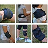 Easy Ice Cold / Hot Gel Packs With Multipurpose Belt - Blue