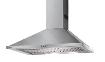 Glen GL 6075 Stainless Steel Kitchen Chimney - 60cm / Airflow 750 m³/h