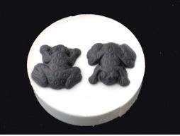 Classikool Silicone Lily Pad Frog Icing Cake & Cupcake Topper Mould