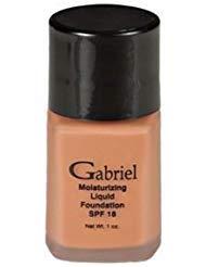 Almond Liquid Foundation (1 oz) Brand: Gabriel Cosmetics by Gabriel Cosmetics
