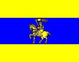UB Fahne / Flagge Schwerin 90 cm x 150 cm Neuware!!!