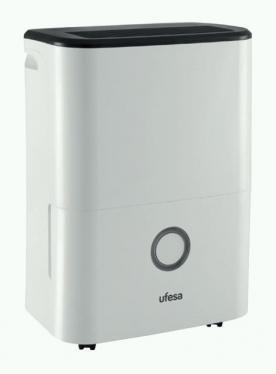 Ufesa Deshumidificad. 20L Dh4020 Electronico.Dep.3L, 440 W, 3 litros