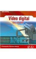 Video digital (2007) (Anaya Multimedia) por Constantino Martinez Aniceto
