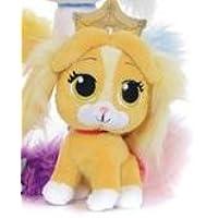 Disney - Peluche Mascotas Palace Pets - Daisy 15 cm (perro naranja)