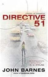 [Directive 51] (By: John Barnes) [published: February, 2011]