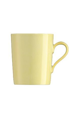 Arzberg 497-606544-15505 tric Jaune Mug avec Anse, Porcelaine, Jaune, 28,1 x 20,402 x 10,9 cm