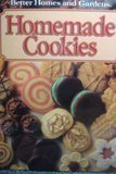 Better Homes and Gardens Homemade Cookies (Cookies Gardens Homes Better And)