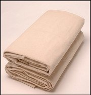 4 x 12 All Purpose Canvas Cotton Drop Cloth by Chicago Canvas