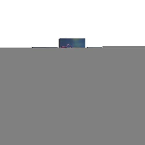 ttymei Modulare Rahmen Drucke Wandkunst 5 Stücke Rotes Haar Schönheit Mädchen Music Club Leinwandbild Dekor Wohnzimmer Oder Schlafzimmer Malerei,30X40 30X60 30X80Cm Frame -