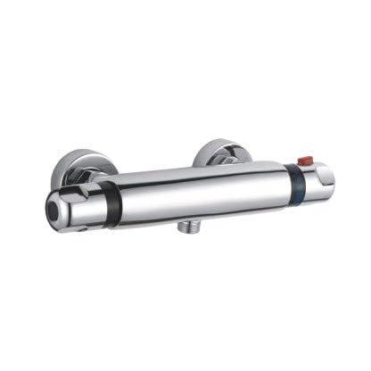 Grifo termostático, mezclador de ducha, moderno