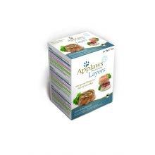 Applaws Schale Layer Multipack Mix, 1er Pack (1 x 70 g)