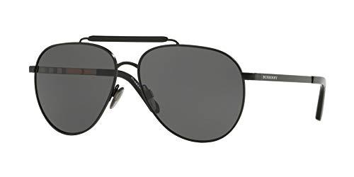 en (BE-3097 10075V) matt schwarz - grau ()