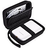 AUSTOR Hard Storage Carrying Travel Case Bag for Polaroid ZIP Mobile Printer,HP Sprocket Portable Photo Printer