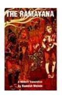The Ramayana: A Modern Translation by Ramesh Menon (2003-06-01)