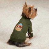 East Side Collection zm38820815Monkey Business Mock Tee für Hunde, xx-small,, Digi -