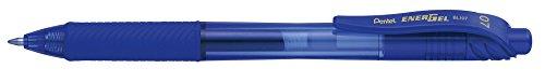 Pentel BL107-C Gel-Tintenroller EnerGel mit Druckmechanik, Strichstärke 0.35 mm, 12 Stück