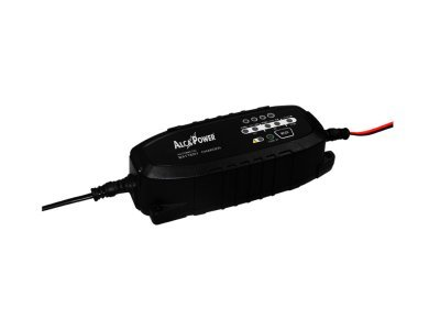 Preisvergleich Produktbild Batterie-Ladegerät Und Erhaltungsgerät, 6V, 12V, 1500mA geeignet für Auto, Roller, Motorroller, Motorrad-AlcaPower
