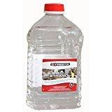 Domestix Zibro Bio Ethanol Etanolo Combustibile Liquido Per Stufe 2 LT Bioethanolo Bioetanolo