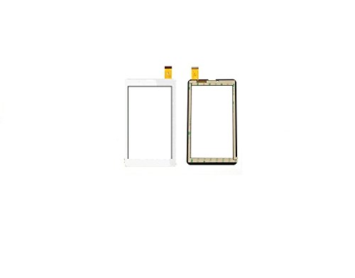 maxx trend Touch Screen Digitizer Glass PDA For Micromax Funbook Mini Tab P410 & P410i/ almode Touch Screen for datawind ubislate7dcx(see this is not tab this is)))( touch screen replacement)((( all 7 inch display fit)) +Datawind Ubislate 7C+ (Wifi + 3G via dongle+ (all in winner 7 inch displayup strip)  available at amazon for Rs.389