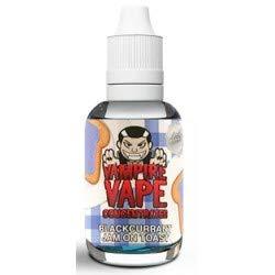 Vampire Vape - Blackcurrant Jam on Toast Premium Aroma made in UK 30ml