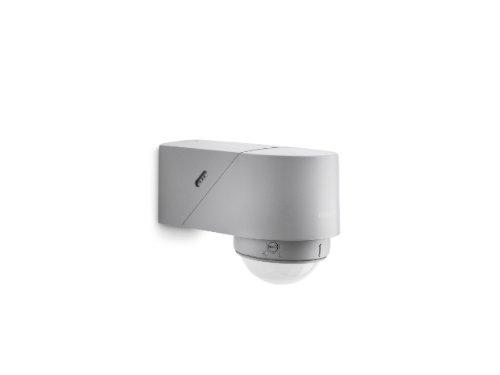 Philips luminaire extérieur détecteur de mouvement Bluesky gris