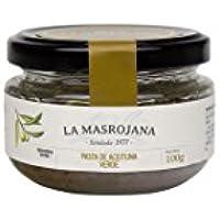 La Masrojana, Paté de aceituna (Verdes) - 100 gr.