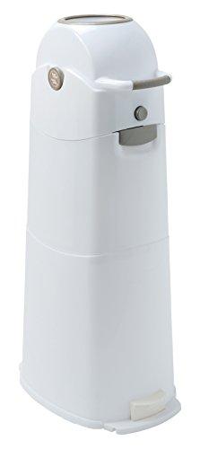 Geruchsdichter Windeleimer Diaper Champ large blau - für normale Müllbeutel