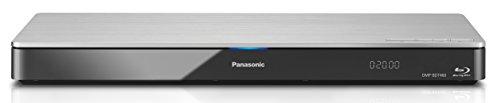 Panasonic DMP-BDT460EB9 - DMP-BDT460EB9 - 3D Smart Blu Ray Player 1080p w/ 4K UHD Upscaling Silver HDMI x 2; USB x 2