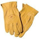 Tuff Mate Soft Leather Work Gloves- Size Medium by Tuff Mate Inc