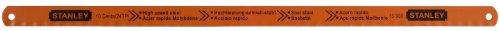 Stanley High Speed Steel Molybdenium Hacksaw Blades (2) 0 15 906 Test