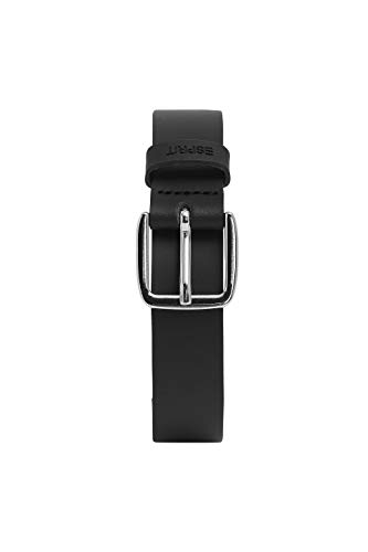 ESPRIT Accessoires Damen 999EA1S802 Gürtel, Schwarz (Black 001), 6651 (Herstellergröße: 95)